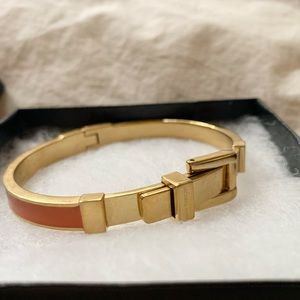 Jewelry - Michael Kors Belt Buckle Bangle Bracelet